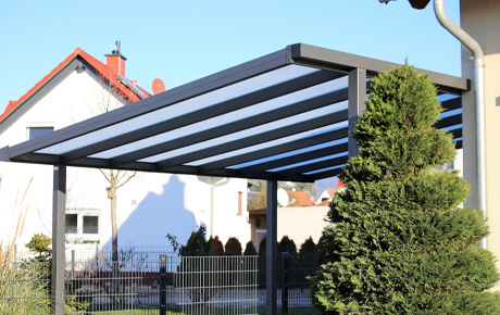 Installation de carport près de Béthune