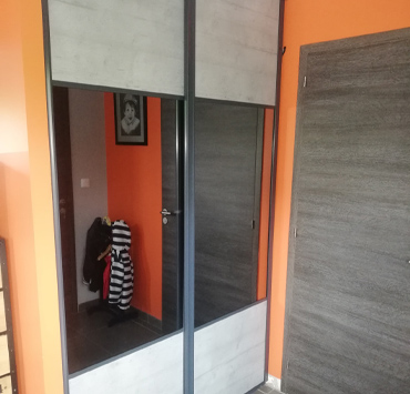 Installation de porte de placard près de Liévin