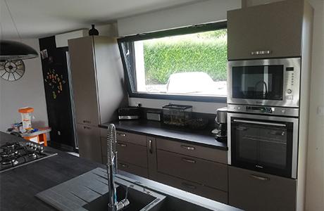 Aménagement de cuisine et cuisine PMR près de Béthune